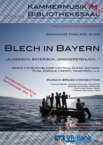 Blech in Bayern
