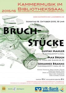 18. Oktober 2015: Bruch-Stücke