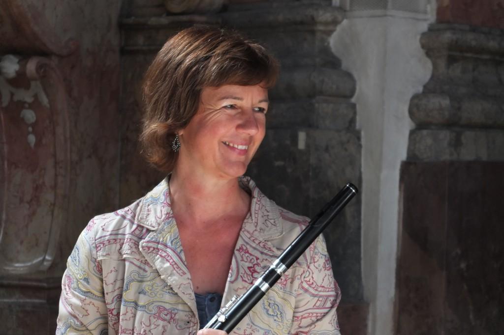 Annette Hartig, Flöte