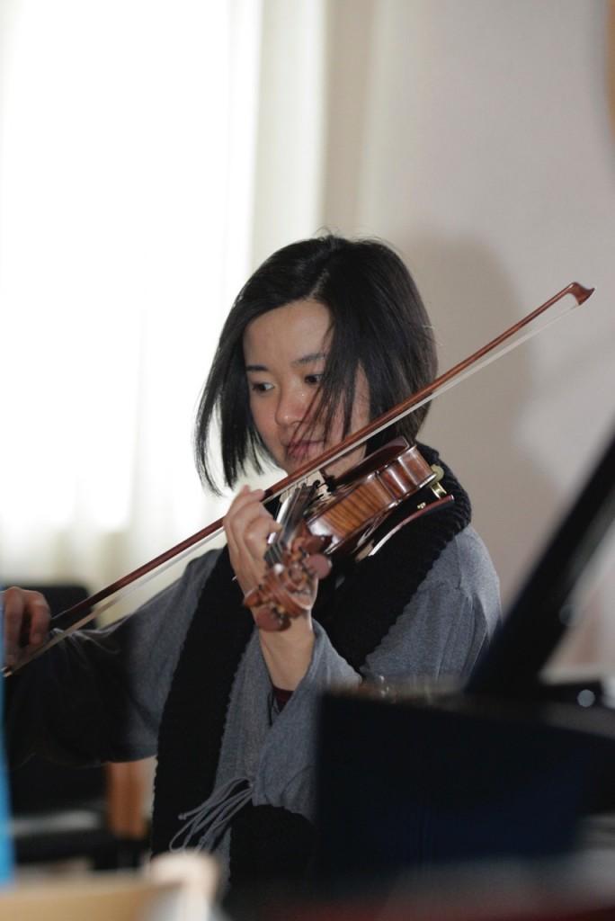 Kumiko Yamauchi, Violine