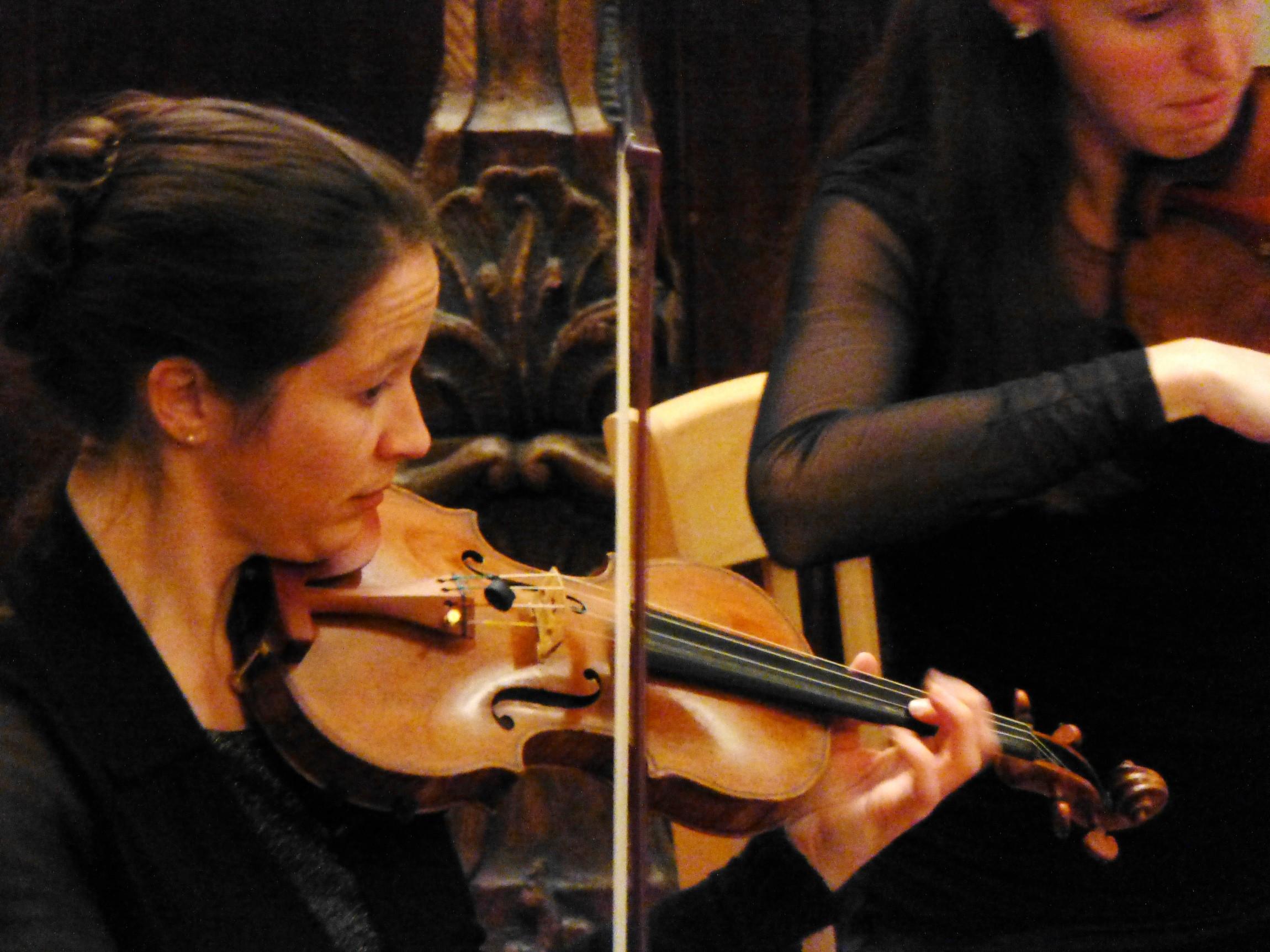 Katja Lämmermann, Violine