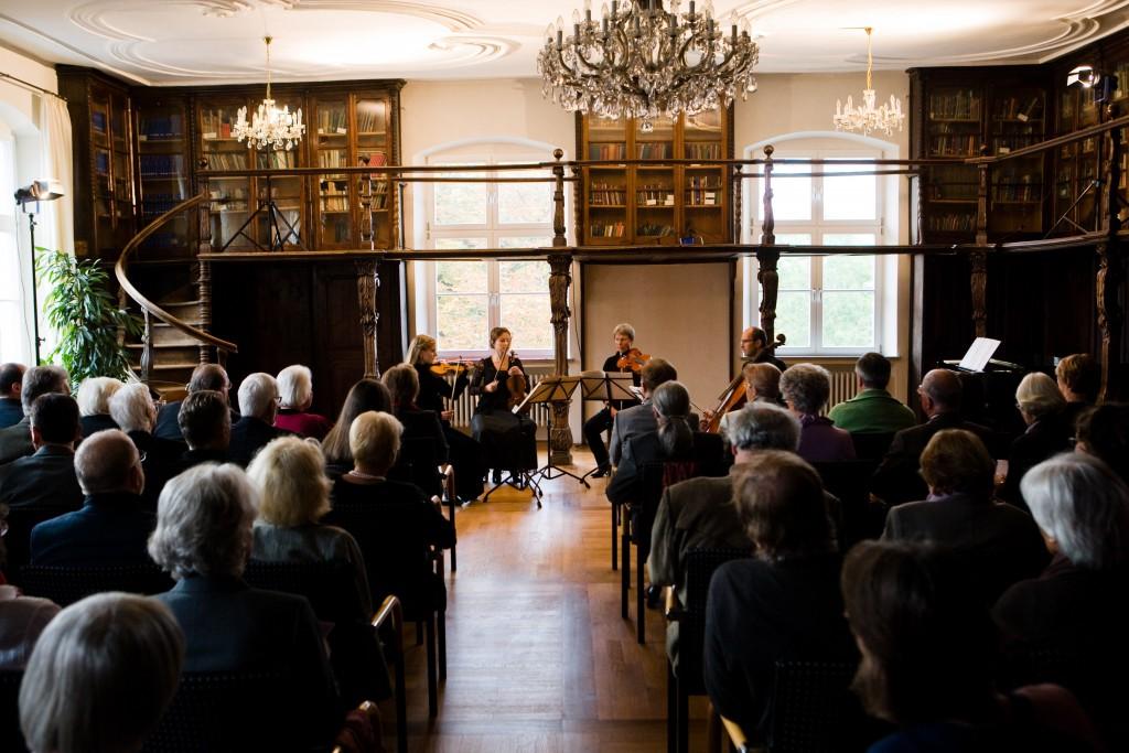 Schumann-Abend im September 2010