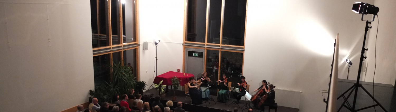 Kammermusik im Bibliothekssaal