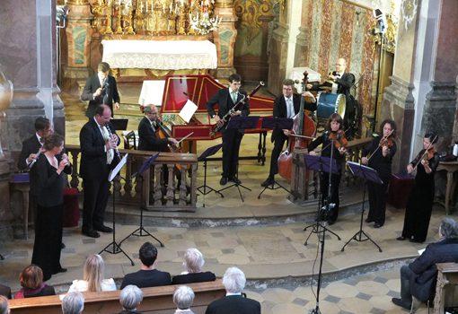 Sonderkonzert zum Dominikus Zimmermann Jahr
