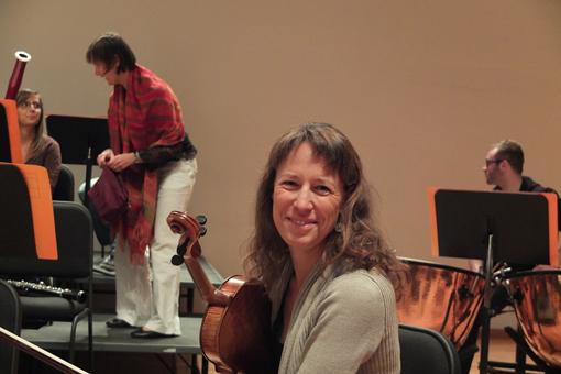 Dorothea Galler, Viola