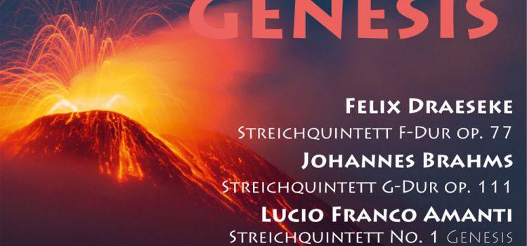 Nächstes Konzert: GENESIS, 26. März 2017