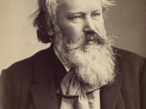 7. Mai 2017: Brahms' 184. Geburtstag – Nur noch sehr wenige Karten!