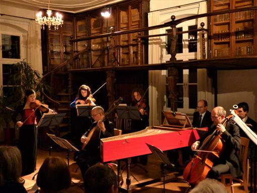 Kumiko Yamauchi, Ava de Araujo Madureira, Birgit Seifart, Violine