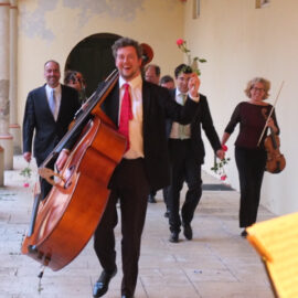1000 € an den Nothilfefonds der Deutschen Orchester-Stiftung